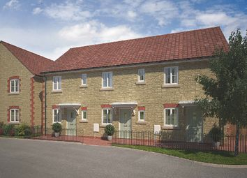 Thumbnail 2 bed terraced house for sale in Broughton Court, Broughton Gifford, Melksham