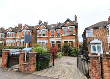Thumbnail 5 bedroom semi-detached house for sale in The Avenue, London