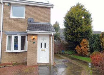 Thumbnail 2 bed semi-detached house for sale in Belsay Close, Pegswood, Morpeth