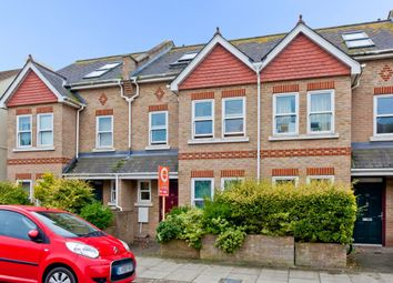 Thumbnail 4 bed terraced house for sale in Marmion Road, Hove