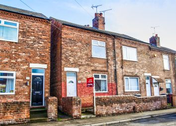 Thumbnail 2 bed end terrace house for sale in Pool Close, Pinxton, Nottingham