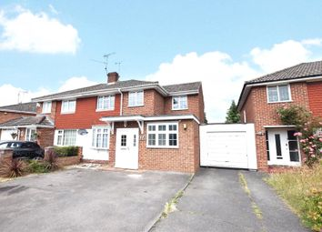 Thumbnail 4 bedroom semi-detached house for sale in Antrim Road, Woodley, Berkshire