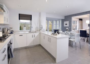 "Thumbnail 4 bedroom detached house for sale in ""Harborough"" at Queens Drive, Nantwich"