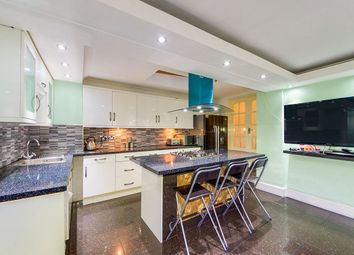 Thumbnail 5 bed terraced house to rent in Vicarage Lane, London