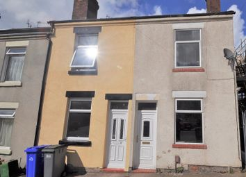 Thumbnail 2 bed end terrace house for sale in Flash Lane, Stoke-On-Trent