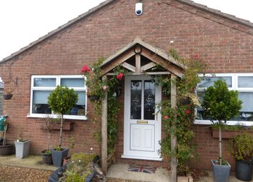 Thumbnail 3 bed detached bungalow for sale in New Road, Welney, Wisbech