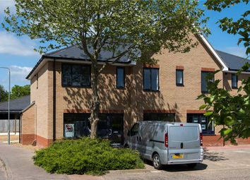 Thumbnail 1 bed flat for sale in Overtons Way, Poringland, Norwich, Norfolk
