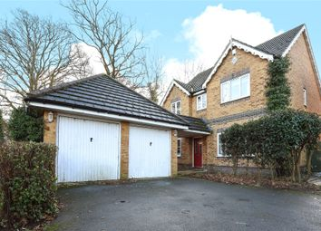 Thumbnail 4 bed detached house for sale in Darby Vale, Warfield, Berkshire