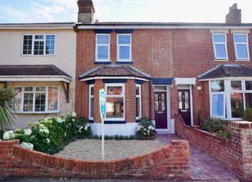 Woolston Road, Netley Abbey, Southampton SO31. 3 bed terraced house