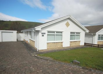 Thumbnail Detached bungalow for sale in Ger Y Llan, Penrhyncoch, Aberystwyth