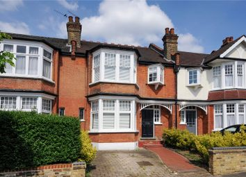 Thumbnail 3 bed terraced house for sale in Harlech Road, Southgate, London