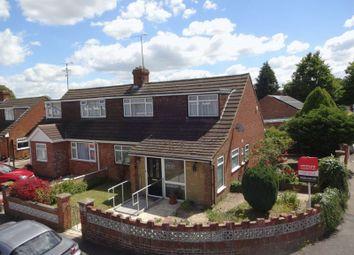 Thumbnail 3 bedroom semi-detached bungalow for sale in St. Josephs Close, Luton