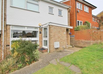 Thumbnail 1 bedroom maisonette for sale in Valley Fields Crescent, Enfield