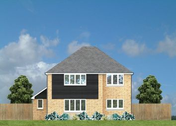 Thumbnail 4 bed detached house for sale in Haine Road, Ramsgate