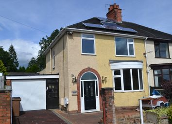 Thumbnail 3 bed semi-detached house for sale in Douglas Avenue, Penkhull, Stoke-On-Trent