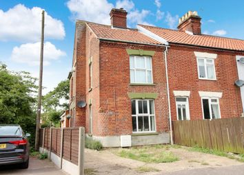 Thumbnail 3 bed end terrace house for sale in North Walsham Road, Sprowston, Norwich