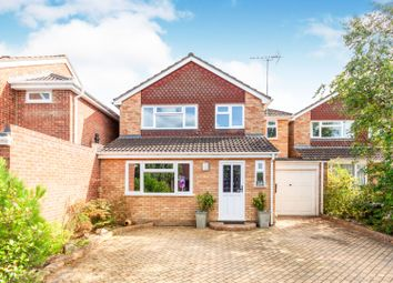 Thumbnail 4 bed link-detached house for sale in Crutchley Road, Wokingham