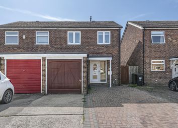 Thumbnail 3 bed semi-detached house for sale in The Moors, Thatcham