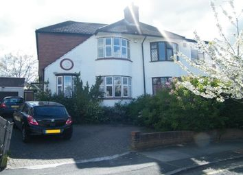 Thumbnail 3 bed property to rent in Felstead Road, Orpington