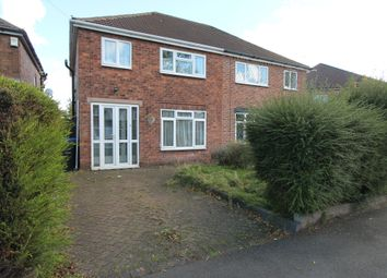 Thumbnail 3 bed semi-detached house to rent in Lechlade Road, Great Barr