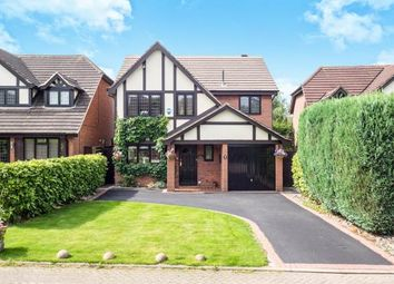 Thumbnail 4 bed detached house for sale in Buttermere Close, Gamston, Nottingham, Nottinghamshire