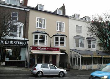 Thumbnail Retail premises for sale in Upper Mostyn Street, Llandudno