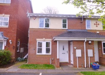 Thumbnail 3 bed terraced house to rent in Bedlam Wood Road, Northfield