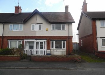Thumbnail 3 bed end terrace house to rent in Charles Street, Mold, Flintshire