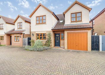 Thumbnail 4 bed detached house for sale in Rayleigh Road, Hadleigh, Benfleet