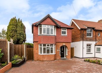 Thumbnail 3 bed detached house for sale in Crofton Lane, Orpington