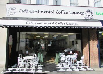 Thumbnail Restaurant/cafe for sale in 169 Northdown Road, Margate