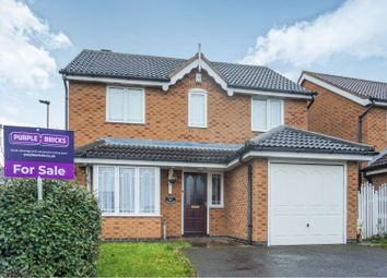 Thumbnail 4 bed detached house for sale in Mallow Close, Hamilton