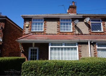 Thumbnail 2 bed end terrace house for sale in Chelmsford Avenue, Grimsby