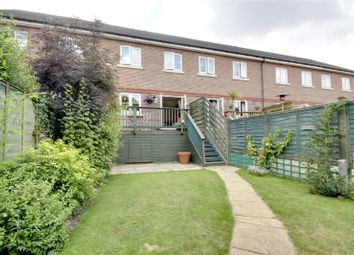 Thumbnail 3 bed terraced house for sale in Eastworth Road, Chertsey, Surrey