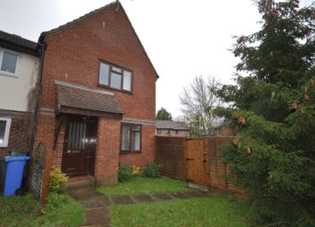 Thumbnail 1 bed end terrace house to rent in Cheviot Drive, Fleet