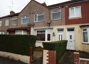 Thumbnail 3 bed terraced house for sale in Farndale Avenue, Coventry, West Midlands