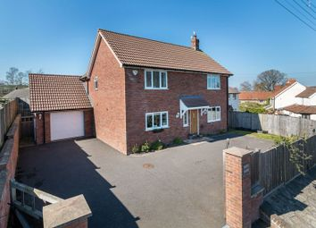 Thumbnail 4 bed detached house for sale in Tatworth Road, Chard
