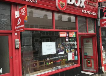 Thumbnail Restaurant/cafe for sale in Crwys Road, Cathays, Cardiff