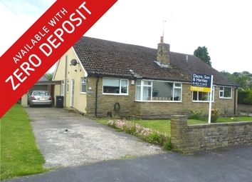 Thumbnail 3 bed bungalow to rent in Church Avenue, Dacre Banks, Harrogate, North Yorkshire