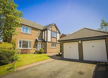 Thumbnail 4 bed detached house for sale in Balfour Close, Brierfield, Lancashire