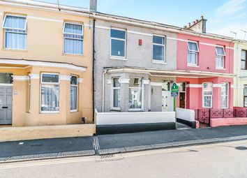 Thumbnail 4 bed property for sale in Grenville Road, Plymouth