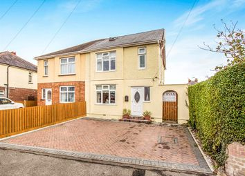 Thumbnail 3 bedroom semi-detached house for sale in St. Marys Road, Poole