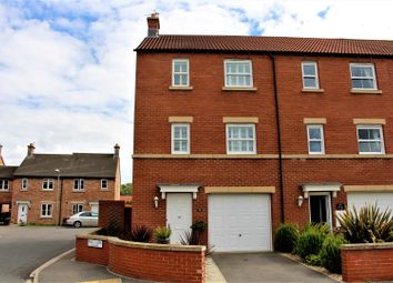 Thumbnail 3 bed end terrace house for sale in Beckside, Malton