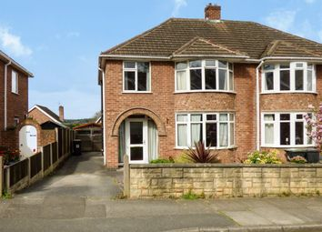 Thumbnail 3 bed semi-detached house to rent in Trevone Avenue, Stapleford, Nottingham
