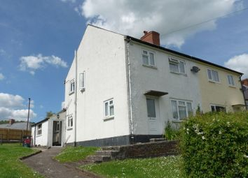 Thumbnail Semi-detached house to rent in Defynnog Road, Sennybridge, Brecon