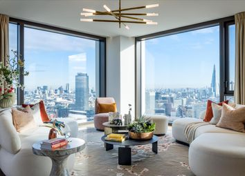 Thumbnail 3 bed flat for sale in Southbank Place, Belvedere Road, London