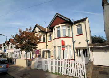 Thumbnail 1 bed flat to rent in Westcliff Park Drive, Westcliff-On-Sea