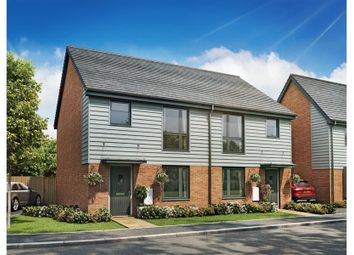Thumbnail 3 bed property for sale in Silfield Road, Wymondham