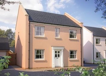 "Thumbnail 4 bed detached house for sale in ""The Buxton"" at Oak Leaze, Patchway, Bristol"