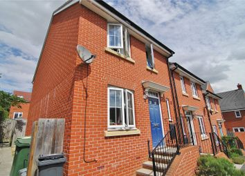Thumbnail 3 bed end terrace house to rent in Jack Russell Close, Stroud, Gloucestershire